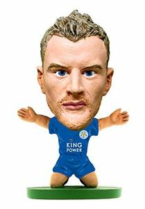 Classic Soccerstarz. Leicester Jamie Vardy Home Kit