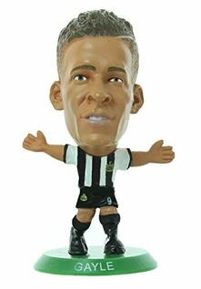 Classic Soccerstarz. Newcastle Dwight Gayle Home Kit