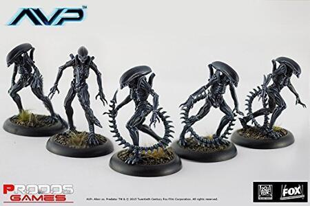 Avp. Alien Infants - 2