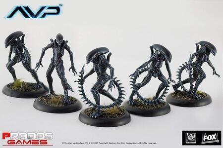 Avp. Alien Infants - 4