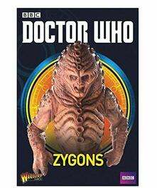 Doctor Who Zygons