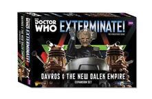 Doctor Who Davros & The New Dalek Empire