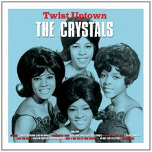 Twist Uptown (Hq) - Vinile LP di Crystals