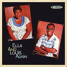Ella & Louis Again - Vinile LP di Louis Armstrong,Ella Fitzgerald