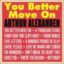 You Better Move on (Hq) - Vinile LP di Arthur Alexander
