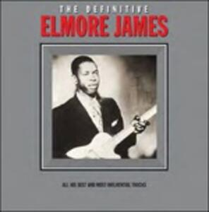 Definitive - Vinile LP di Elmore James