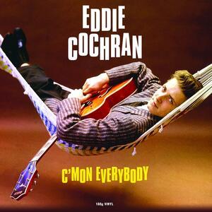 C'mon Everybody (180 gr.) - Vinile LP di Eddie Cochran
