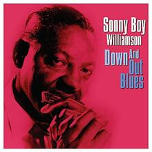 Down and Out Blues (180 gr.) - Vinile LP di Sonny Boy Williamson