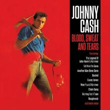 Blood, Sweat and Tears - Vinile LP di Johnny Cash