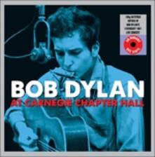 At Carnegie Chapter (Hq) - Vinile LP di Bob Dylan