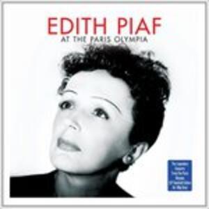 At the Paris Olympia (Hq) - Vinile LP di Edith Piaf
