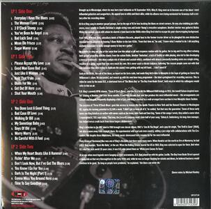 Can'T Kick The Blues - Vinile LP di B.B. King - 2