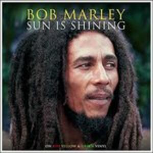 Sun Is Shining (180 gr. Coloured Vinyl) - Vinile LP di Bob Marley