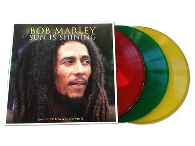 Sun Is Shining (180 gr. Coloured Vinyl) - Vinile LP di Bob Marley - 2