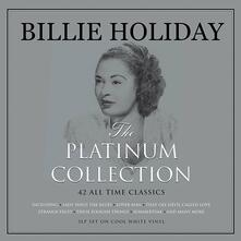The Platinum Collection (Coloured Vinyl) - Vinile LP di Billie Holiday