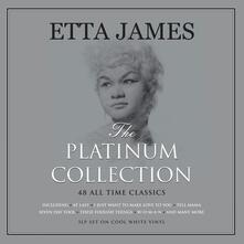 Platinum (Coloured Vinyl) - Vinile LP di Etta James