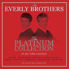 The Platinum Collection (Coloured Vinyl) - Vinile LP di Everly Brothers