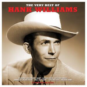 The Very Best of (Red Vinyl) - Vinile LP di Hank Williams