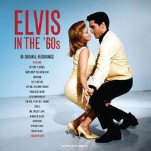 Elvis in the '60s (Red Vinyl) - Vinile LP di Elvis Presley