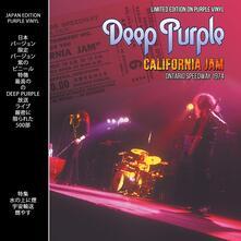 California Jam. Ontario Speedway 1974 - Vinile LP di Deep Purple