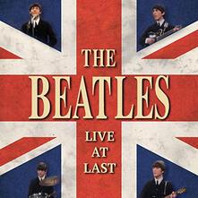Live at Last - Vinile LP di Beatles