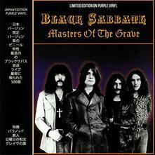 Masters of the Grave - Vinile LP di Black Sabbath