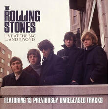Live at the Bbc & Beyond - Vinile LP di Rolling Stones