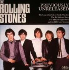 Previously Unreleased - Vinile LP di Rolling Stones