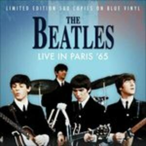 Live in Paris '65 (Limited Edition Picture Disc) - Vinile LP di Beatles