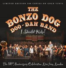 I Should Koko (Gold Vinyl) - Vinile LP di Bonzo Dog Doo Dah Band