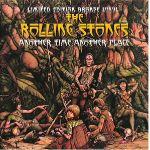 Another Time Another Place. The Best of - Vinile LP di Rolling Stones