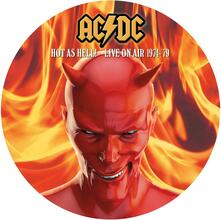 Hot as Hell (Picture Disc) - Vinile LP di AC/DC