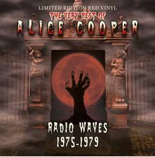 Radio Waves 1975-1979 - Vinile LP di Alice Cooper