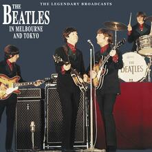 In Melbourne and Tokyo. The Legendary Broadcast - Vinile LP di Beatles