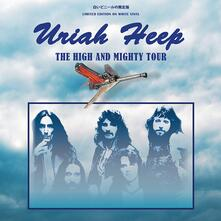 The High and Mighty Tour (White Vinyl) - Vinile LP di Uriah Heep