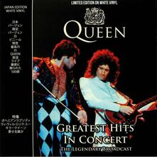 Greatest Hits in Concert - Vinile LP di Queen