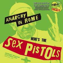 Anarchy in Rome - Vinile LP di Sex Pistols
