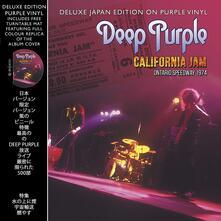 California Jam (Deluxe Edition) - Vinile LP di Deep Purple