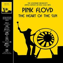 The Heart of the Sun (Gold Coloured Vinyl) - Vinile LP di Pink Floyd
