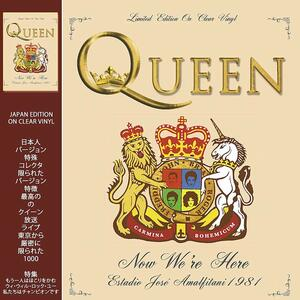 Now We're Here - Vinile LP di Queen