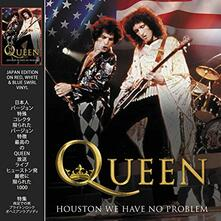 Houston We Have No Problem (Coloured Vinyl) - Vinile LP di Queen