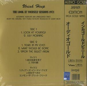 Look at Yourself Sessions 1970 - Vinile LP di Uriah Heep - 2