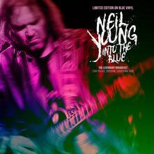 Into the Blue (Blue Vinyl) - Vinile LP di Neil Young