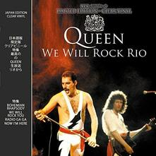 We Will Rock Rio (Luminous Vinyl) - Vinile LP di Queen