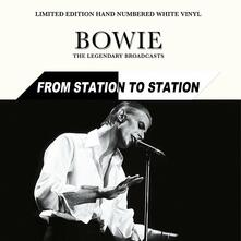 From Station to Station (White Vinyl) - Vinile LP di David Bowie