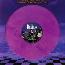 In Melbourne and Tokyo (Purple Vinyl) - Vinile LP di Beatles