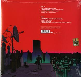 Peace Is the Mission - Vinile LP + CD Audio di Major Lazer - 2