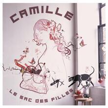 Le sac des filles - Vinile LP + CD Audio di Camille