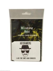 Portatessere Breaking Bad. Heisenberg