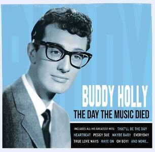 The Day the Music Died - Vinile LP di Buddy Holly